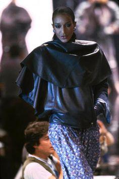 Versace 1980's show feat…………Billie Blair