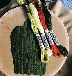 Cactus power 🌵 Colors code are important for the future projects and reworks 😉  #casnac #kasnak #nakış #işleme #elyapımı #zet #handembroidery #handembroidered #handmadeisbetter #HandmadeLoves #handembroider #handstitched #handcrafted #contemporaryembroidery #contemporaryart #hoopart #embroideryhoops #embroider #embroidery #embroidered #embroideredart #embroideryart #etsy #homedecor