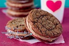 Nutella Cream Pies by Bakingdom. Pin links you back to the recipe! Sounds good.