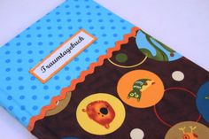 Traumtagebuch Tiere von Sweet Homemade Things by christina prinz auf DaWanda.com