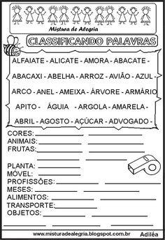 sequ%C3%AAncia-classificando-palavras-letra+A-imprimir-colorir.JPG (464×677)
