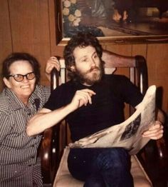 Levon Helm with his mom, Nell Robbie Robertson, Take What You Need, Soul Artists, Number Two, Beautiful Soul, Cool Cats, Rock N Roll, Writer, Blues