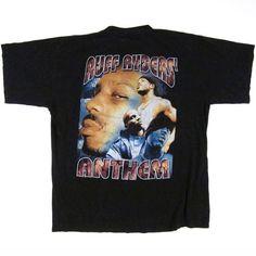 1b719ce1586 Vintage DMX Ruff Ryders Anthem T-shirt. 90s Hip HopHip Hop Rap