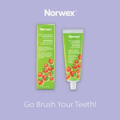 Try our NEW and tasty Norwex Kids' Strawberry Toothpaste for a safe and effective alternative that will help keep teeth naturally clean, bright and white, without the risk of ingesting harmful chemicals!