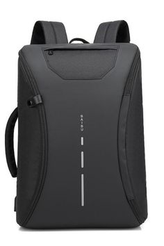 New Smart Multifunctional Laptop Computer Backpack Casual Business Travel Bag with External USB Charger for Mobile Phones Computer Backpack, Computer Bags, Travel Backpack, Backpack Bags, Leather Backpack, Laptop Computers, Laptops For Sale, Best Laptops, Usb