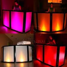DJ booth/Glow Party... AmazinGear.com likes this.