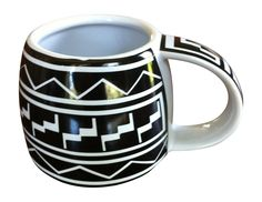 Searching for a perfect gift that will actually get used? For that coffee, tea, or even hot chocolate lover on your list, get them one or even a set of these porcelain mugs with designs based on the 800 year old design of the Mesa Verde (Anasazi) or the 1,000 year old designs of the Mimbres people. Not only are these mugs a versatile and functional gift, but they're also a way of bringing history home. ($15.95)