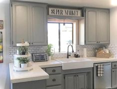 The Finishing Touches on Our Kitchen Makeover (Before and Afters) by ...