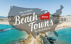 """Miami is listed on The 15 """"Most Affordable"""" Beach Towns to Buy a Vacation Home. And you thought Miami was out of your price range. Let us help you buy your vacation home."""