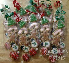 Rosemarie McGrath Carroll:  Christmas,  more minis!