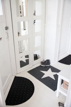 eteinen from Asunto E (www.asuntoeblogi/blogspot.com) #star carpet