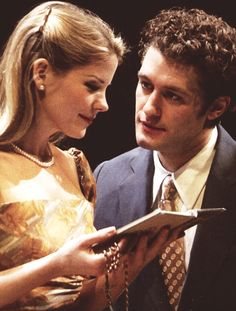 Kelli O'Hara and Matthew Morrison, The Light in the Piazza