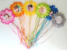 Your Choice of Disney Pixie Hollow Magic Flower Fairy Wand