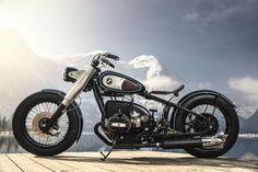 Oostenrijkse tuner verbouwt een Beemer tot een Harley