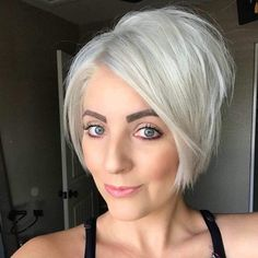 666 Best Short Hairstyles Images In 2019