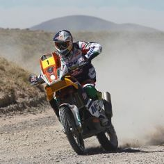 Dakar - The Ultimate Rally Race