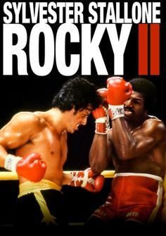 Directed by Sylvester Stallone. With Sylvester Stallone, Talia Shire, Burt Young, Carl Weathers. Rocky struggles in family life after his bout with Apollo Creed, while the embarrassed champ insistently goads him to accept a challenge for a rematch. Rocky Ii, Rocky Balboa 2, Sylvester Stallone, Stallone Movies, Stallone Rocky, Apollo Creed, Kino Film, Drame, The Expendables