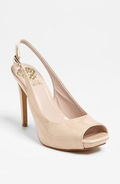 Vince Camuto 'Halca' Pump - Cute and easy to wear again.