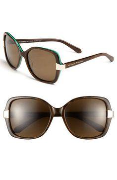 "Check out  ""kate spade new york oversized polarized sunglasses | Nordstrom"" Decalz @Lockerz.com"