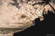 Ensaio casal pré wedding na praia