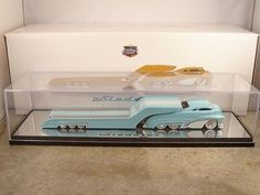 Custom Crew Candy Blue Flames Sledster Merc Drag Bus for sale online Buses For Sale, Van For Sale, Custom Hot Wheels, Custom Cars, Blue Flames, Home Activities, Model Car, Model Kits, Ford Gt