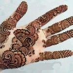 Latest Mehndi Designs For Eid Ul Adha 2016-2017 | BestStylo.com