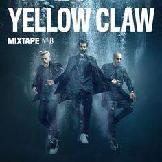 Yellow Claw - #8 Mixtape - http://trapmusic.biz/yellow-claw-8-mixtape/