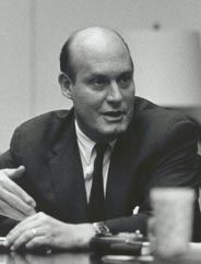The 'smoking gun' memo: On Nov. 23, just 1 day after the JFK assassination and with Attorney General Robert Kennedy deep in grief, his deputy at the DOJ, Nicholas Katzenbach, wrote a secret memo (dated and sent Nov.25) to LBJ's special assistant Bill Moyer stating: 'The public must be satisfied that Oswald was the assassin, that he had no confederates still at large'. Katzenbach later became US Att. Gen. under Johnson. www.lberger.ca