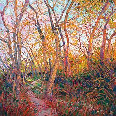 Into The Woods by Erin Hanson