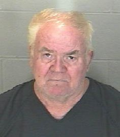 """Thurman Sanders (Photo Provided/Tippecanoe County Sheriff's Office).The dogs were covered in feces, had lice, and intestinal worms.Wolff said they also had behavioral issues.  """"They were so scared, it was almost like a feral dog that has never been in human contact,"""" said Wolff."""