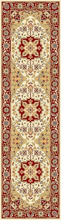 <br> <li>Accentuate your home decor with a touch of elegance and careful craftsmanship <li>Enhanced polypropylene area rug construction keeps dirt out <li>Detailed floral medallion design against an ivory background Online Home Decor Stores, Throw Rugs, Runes, Rug Runner, Oriental, Area Rugs, Ivory, Traditional, Floral