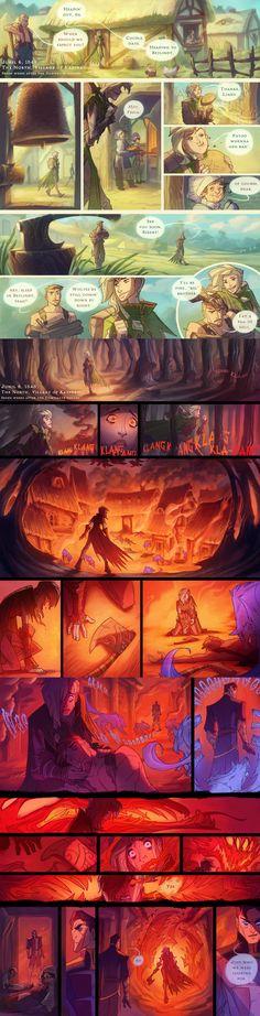 The Dawngate Chronicles - Friea by nicholaskole on deviantART