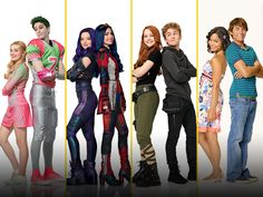 Descendants 3 Archives - Disney ChannelYou can find Disney channel stars and more on our website. Stars Disney Channel, Disney Channel Movies, Disney Channel Original, Disney Channel Shows, Disney Shows, Zombie Disney, Zombie 2, Live Action, The Aristocats