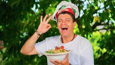 Easy recipe Pasta al Pesto, Authentic Italian recipe Recipe Pasta, Easy Pasta Recipes, Easy Meals, Super Pizza, Pasta Al Pesto, Italian Recipes, Spaghetti, Youtube, Easy Dinners