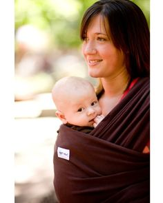 Sleepy Wrap - Brown-sleepy wrap baby carrier sling sleep kangaroo care carry brown
