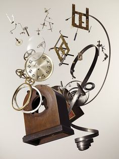 Disassembly Photo Series by Todd Mclellan