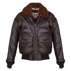 CHAQUETA DE CUERO TIPO AVIADOR  aviador  chaqueta  chaquetadecuero  cuero  Leather Flight Jacket b235a7f2e08