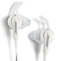 Bose SoundTrue In-Ear Headphones, White