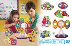 KubiQ Magnetic 52 pcs