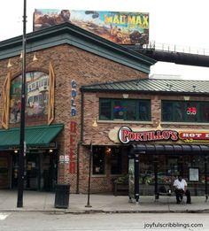 Portillos Restaurant -Chicago