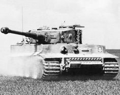 Tiger 1 tank - panzer