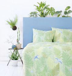 Fern sengetøj design by Susanne Schjerning