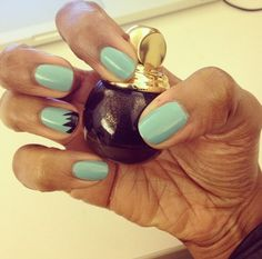 #NailCall: Applique Nail Art and New Nail Polishes from Our Readers | Beauty High
