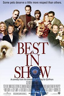 Best In Show - Another Christopher Guest clan clad film. Hilarious.