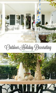 Outdoor Holiday Deco