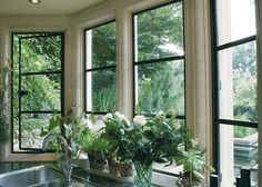 Heritage Window System | Traditional Metal Window System