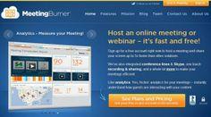 10 aplicaciones para videoconferencias y reuniones online