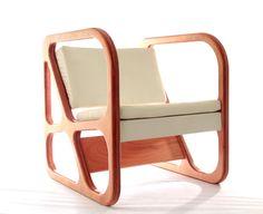 The Obivan Modern Armchair - Homaci.com