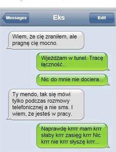 Funny Sms, Wtf Funny, Avatar Ang, Polish Memes, Read News, Creepypasta, Reading Lists, Funny Animals, Texts