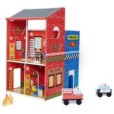 I Always Wanted A Boy Dollhouse For My Boys But There
